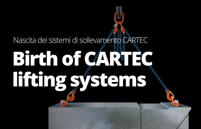 Nascita sistemi di sollevamento CARTEC